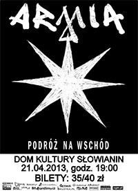 Szczecin, koncerty, muzyka, Słowianin, Dom Kultury, Armia, podróż na wschód, w Szczecinie