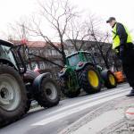 Protesty rolników w Szczecinie 06