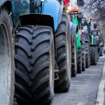 Protesty rolników w Szczecinie 11