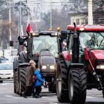 Protesty rolników w Szczecinie 14