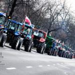 Protesty rolników w Szczecinie 15