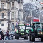Protesty rolników w Szczecinie 16