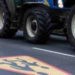 Protesty rolników w Szczecinie 17