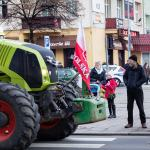 Protesty rolników w Szczecinie 18