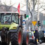 Protesty rolników w Szczecinie 19