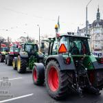 Protesty rolników w Szczecinie 21