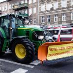 Protesty rolników w Szczecinie 22