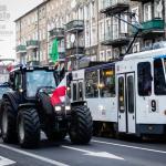 Protesty rolników w Szczecinie 23