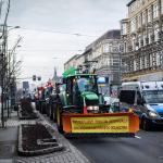 Protesty rolników w Szczecinie 24