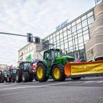 Protesty rolników w Szczecinie 25