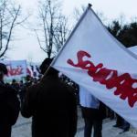 Protesty rolników w Szczecinie 29