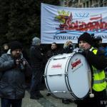 Protesty rolników w Szczecinie 30