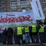 Protesty rolników w Szczecinie 31