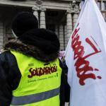 Protesty rolników w Szczecinie 32