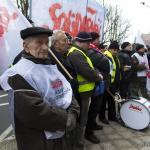 Protesty rolników w Szczecinie 33