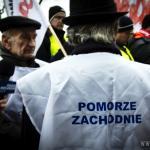 Protesty rolników w Szczecinie 34