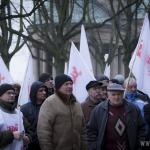 Protesty rolników w Szczecinie 41