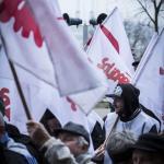 Protesty rolników w Szczecinie 43