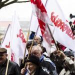 Protesty rolników w Szczecinie 45