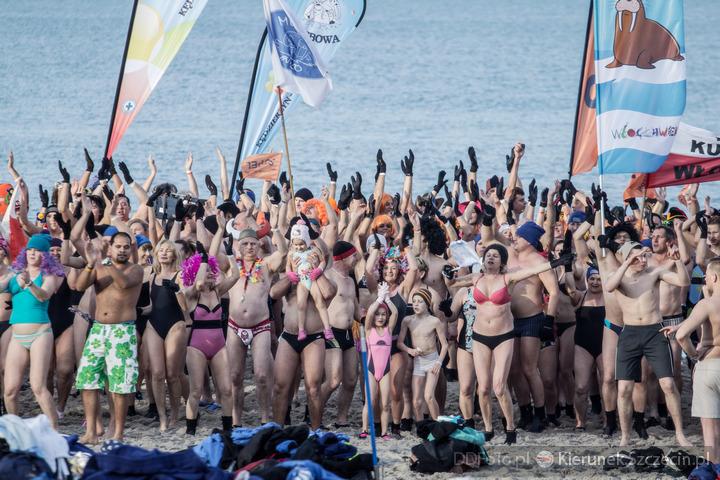 Kołobrzeg - morsowanie 2014 ::  03