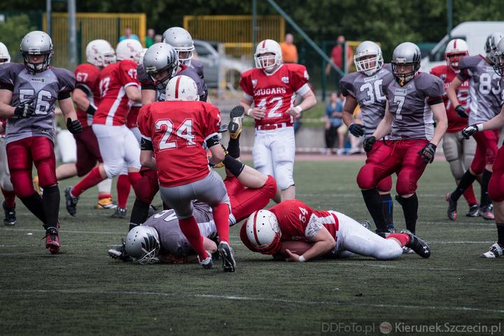 Husaria vs Cougars :: 97