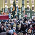 2015 - Orszak Trzech Króli szczecin 06.01.2015 - 09