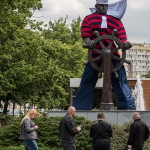 Ubrany Pomnik Marynarza-Sternika :: 05