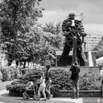 Ubrany Pomnik Marynarza-Sternika :: 10