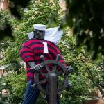 Ubrany Pomnik Marynarza-Sternika :: 12