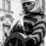 Ubrany Pomnik Marynarza-Sternika :: 17