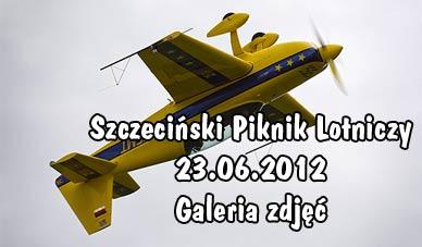 Szczecin. Fotoreportaż. Szczeciński Piknik Lotniczy [23.06.2012] w obiektywie