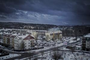 Szczecin. Fotoreportaż. 02.2013. PRAWOBRZEŻE Osiedle Bukowe w obiektywie