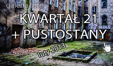 Szczecin. Fotoreportaż. 02.2013. Obrońców Stalingradu [centrum miasta] w obiektywie [AKTUALIZACJA >>14.02.2013