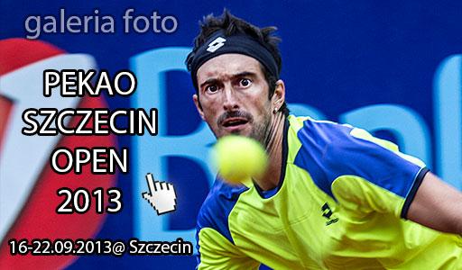 Szczecin. Fotoreportaż. PEKAO Szczecin Open – światowy tenis w Szczecinie w obiektywie [16-22.09.2013 Szczecin]