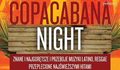 ARCHIWUM. POLECAMY! Szczecin. Imprezy. 01.05.2014. Copacabana Night @ Lulu Club
