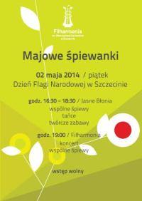 ARCHIWUM. Szczecin. Imprezy. Wydarzenia. 02.05.2014. Dzień Flagi Narodowej @ Jasne Błonia