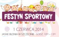 ARCHIWUM. Szczecin. IMPREZY. Dzień Dziecka. 01.06.2014. Festyn Sportowy @ Jasne Błonia