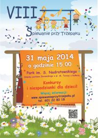 Szczecin, dzień dziecka, przy trzepaku, śpiewanie, imprezy dla dzieci, wstęp wolny, weekend, 31.05.2014, w Szczecinie