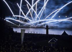 Szczecin, Międzynarodowy Festiwal Ogni Sztucznych, fajerwerki, PYROMAGIC 2014, Szczecin Music Live 2014, pokaz sztucznych ogni, festiwal fajerwerków, koncerty, Wały Chrobrego, w Szczecinie