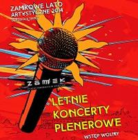 Szczecin, Letnie Koncerty Plenerowe, Zamek Książąt Pomorskich, Majtki Bosmana, koncert. muzyka, w Szczecinie