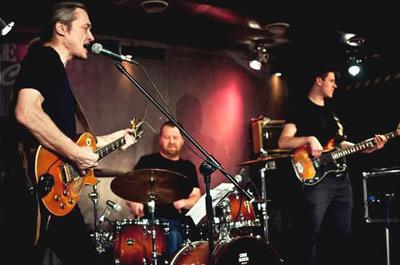 ARCHIWUM. Szczecin. Koncerty. 21.02.2015. Free Blues Band @ Free Blues Club