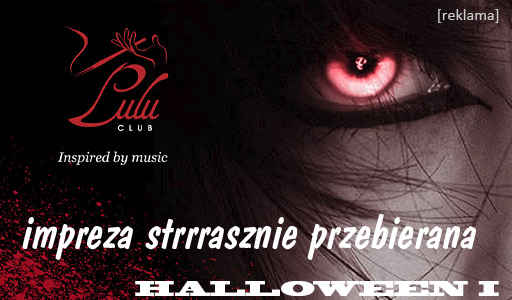 Lulu Club Halloween Party Day I