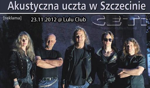 CETI koncert w Szczecinie