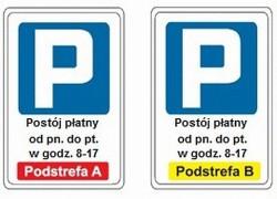 Szczecin, SPP Szczecin, opłaty za parkowanie, strefa płatnego parkowania, w Szczecinie
