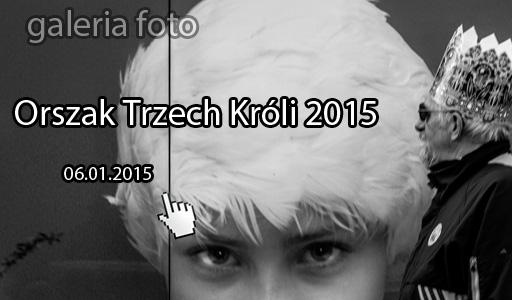 Szczecin. Fotoreportaż. Orszak Trzech Króli przeszedł ulicami Szczecina - 06.01.2015 w Szczecinie na zdjęciach