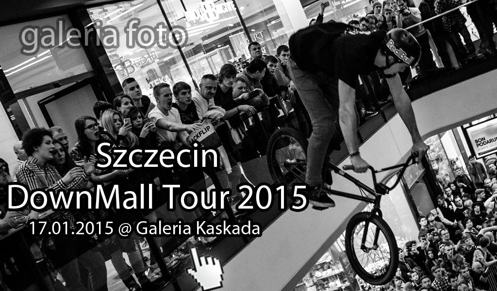 Szczecin. Fotoreportaż. DownMall @ Galeria Kaskada – 17.01.2015 w Szczecinie na zdjęciach