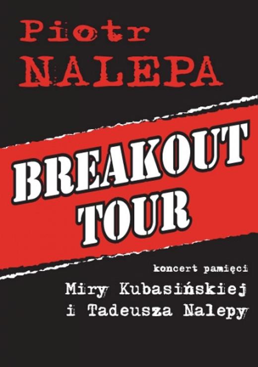 Szczecin, koncert, koncerty w Szczecinie, Free Blues Club, Piotr Nalepa, Breakout Tour, kierunek Szczecin, weekend w Szczecinie