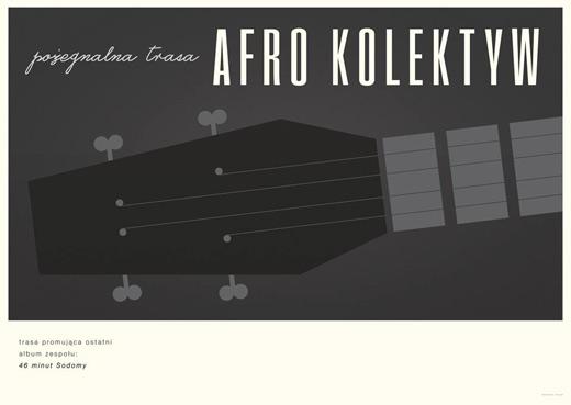 ARCHIWUM. Szczecin. Koncerty. 13.03.2015. Afro Kolektyw – pożegnalna trasa @ Hormon
