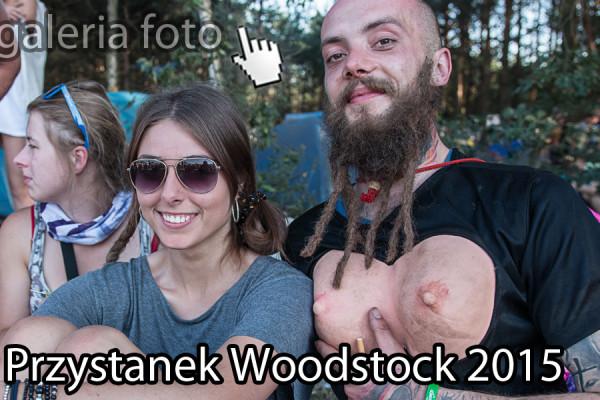 Przystanek Woodstock 2015, galeria zdjęć, fotografie, kierunek Szczecin