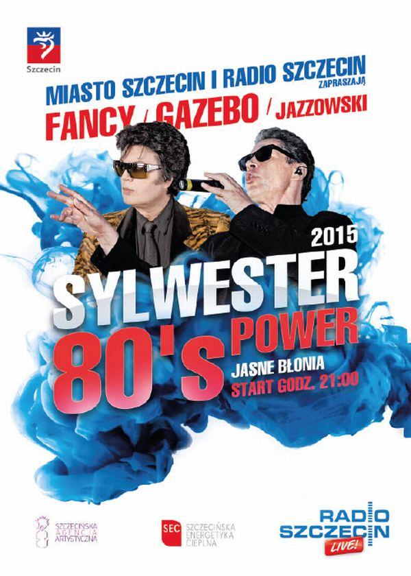 Sylwester Miejski 2015/16 - Szczecin, Jasne Błonia 31.12.2015